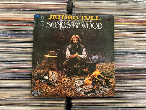 LP Jethro Tull - Songs From The Wood