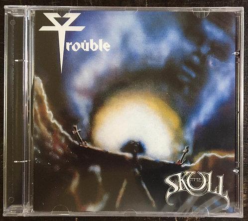 CD Trouble - The Skull - Lacrado