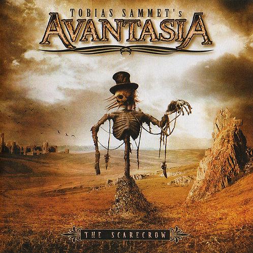 CD Avantasia - The Scarecrow - Lacrado
