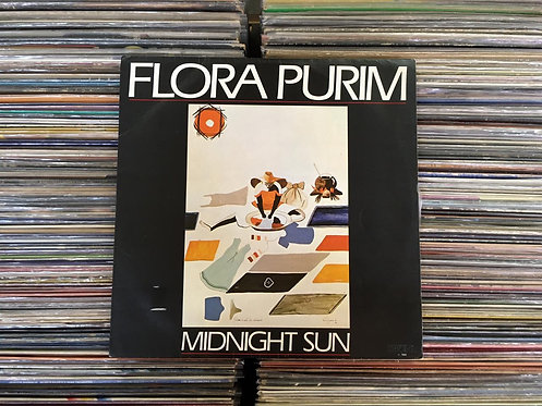 LP Flora Purim - The Midnight Sun