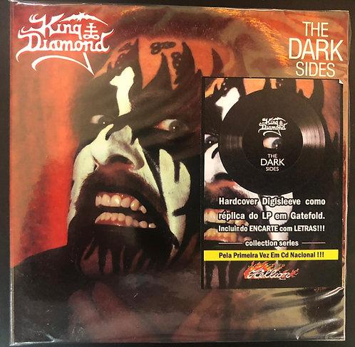 CD King Diamond - The Dark Sides - Digisleeve - Lacrado