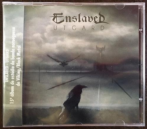 CD Enslaved - Utgard - Lacrado
