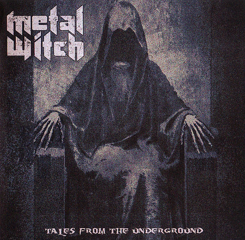 CD Metal Witch - Tales From The Underground - Imp - Lacrado