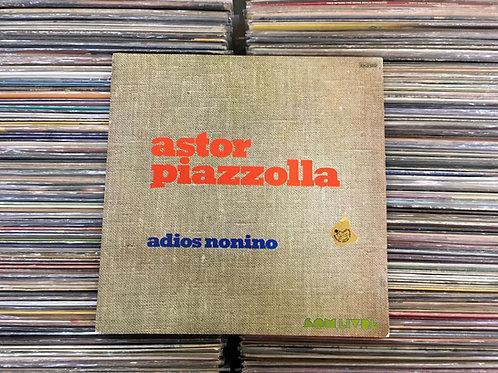 LP Astor Piazzolla - Adios Nonino