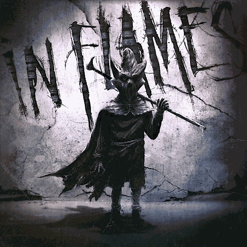 CD In Flames - I, The Mask - Lacrado