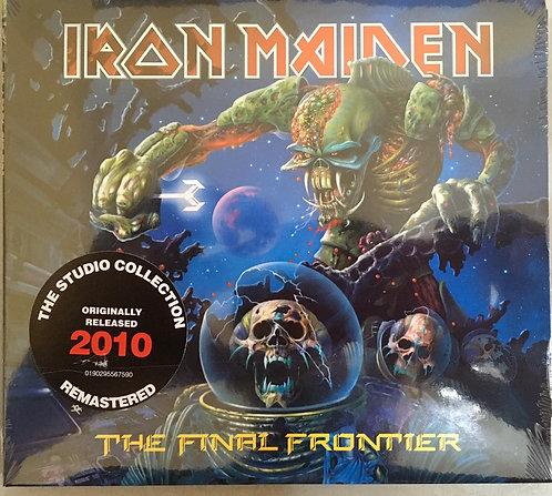 CD Iron Maiden - The Final Frontie - Digipack - Lacrado