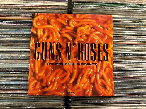 LP Guns N' Roses - The Spaghetti Incident? - C/ Encarte
