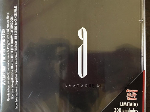 CD Avatarium - The Fire I Long For - Lacrado