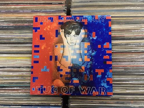 LP Paul Mccartney - Tug Of War - C/ Encarte
