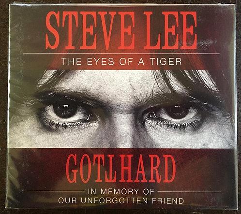 CD Gotthard - Steve Lee The Eyes Of A Tiger - Digipack - Lacrado