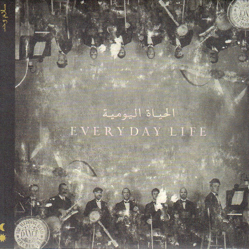 CD Coldplay - Everyday Life - Duplo - Digifile - Lacrado