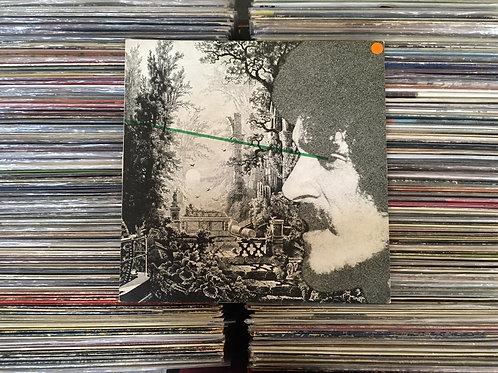 LP Zé Ramalho - Força Verde - Capa Tripla / Vinil Preto