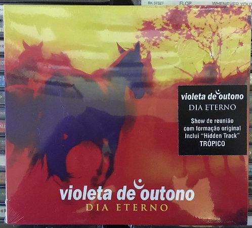 CD Violeta De Outono - Dia Eterno - Digipack - Lacrado