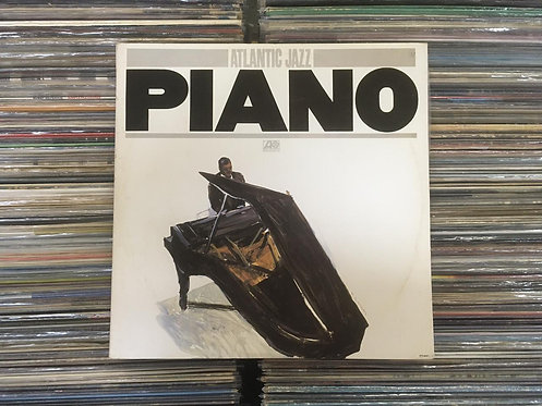 LP Atlantic Jazz / Piano - (Duplo) - Capa Dupla