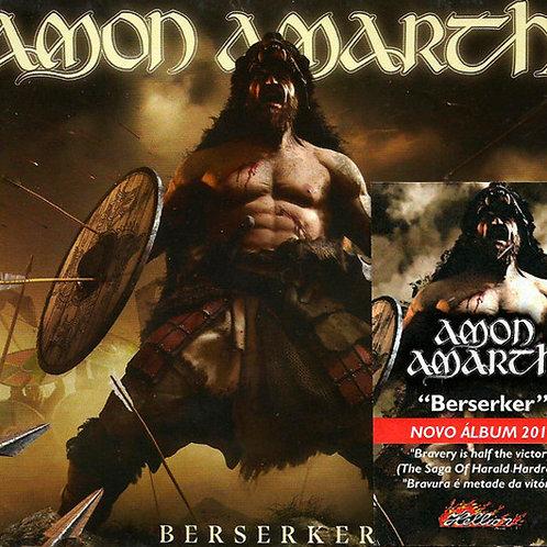 CD Amon Amarth - Berserker - Slipcase - Lacrado
