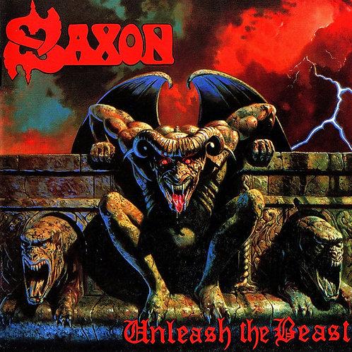 CD Saxon - Unleash The Beast - Importado - +bônus - Lacra