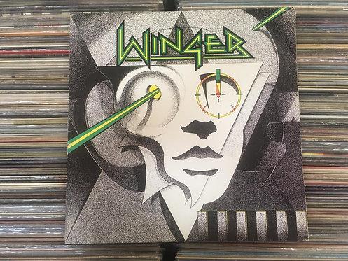 LP Winger - Winger - 1989 - C/ Encarte
