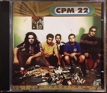 CD CPM 22 - 2001 (Usado)