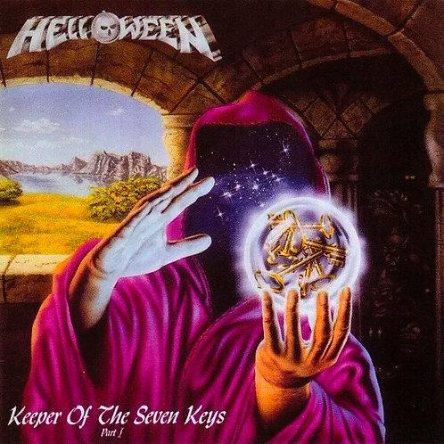 CD Helloween - Keeper Of The Seven Keys - Part I - Importado - Lacrado