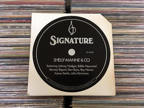 LP Shelly Manne - Shelly Manne & Co. - Importado - Capa Dupla