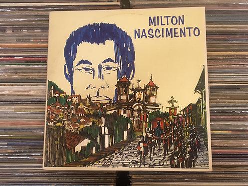 LP Milton Nascimento - Milton Nascimento 1969