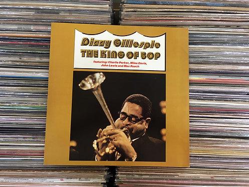 LP Dizzy Gillespie - The King Of Bop