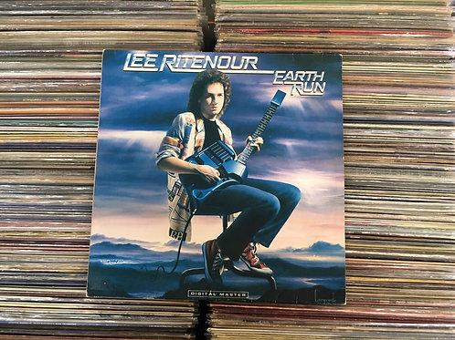 LP Lee Ritenour - Earth Run - Com Encarte