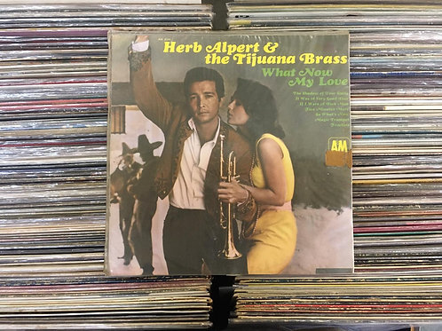LP Herb Alpert And The Tijuana Brass - What My Love