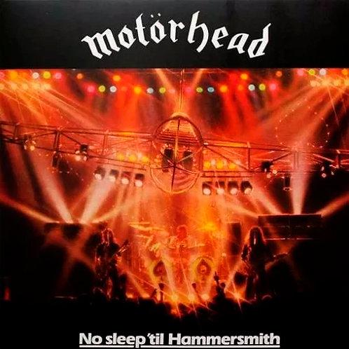 CD Motörhead - No Sleep Til Hammersmith - +Bônus - Lacrado