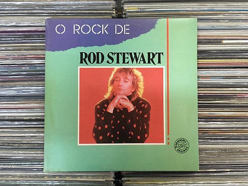 LP Rod Stewart - O Rock De Rod Stewart - Duplo