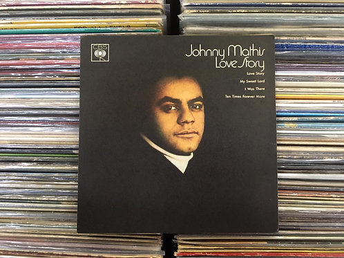 Compacto Johnny Mathis - Love Story