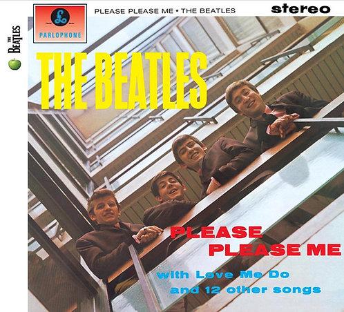 CD The Beatles - Please Please Me - Digipack - Lacrado