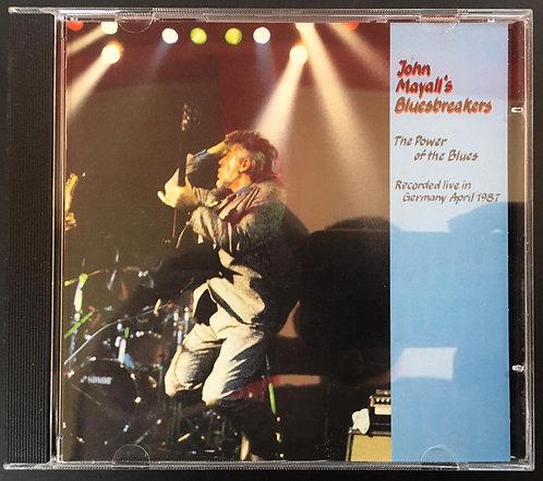 CD John Mayall's Bluesbreakers - The Power Of The Blues - Importado