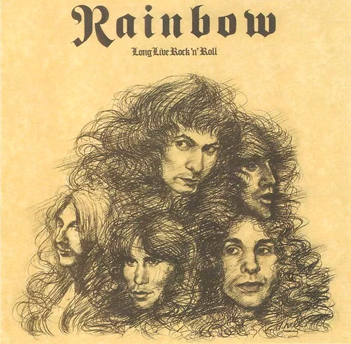 CD Rainbow - Long Live Rock 'n' Roll - Importado - Lacrado