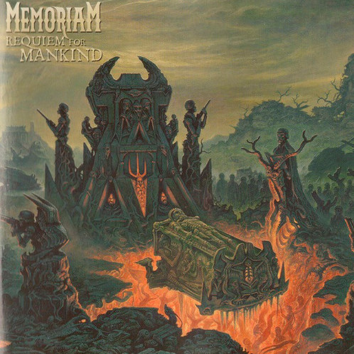 CD Memoriam - Requiem For Mankind - Lacrado