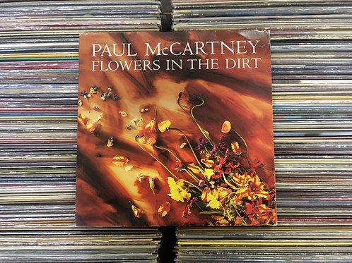 LP Paul Mccartney - Flowers In The Dirt - Com Encarte