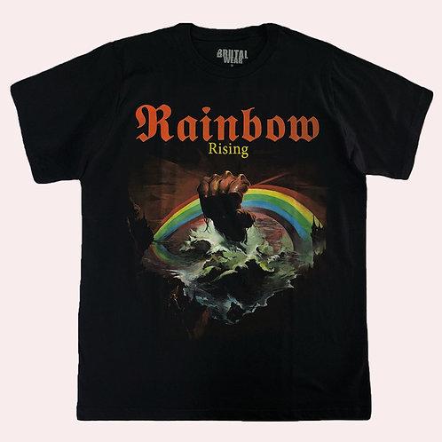 Camiseta Rainbow - Rising - Brutal