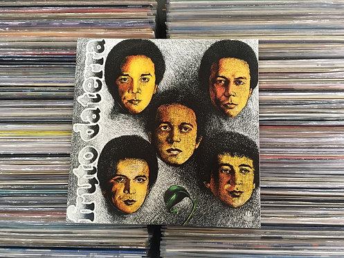 LP Fruto Da Terra - Fruto Da Terra 1983