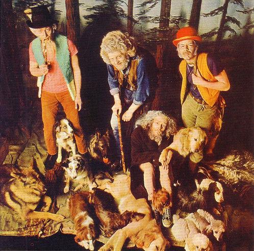 CD Jethro Tull - This Was - +Bônus - Lacrado