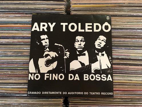 LP Ary Toledo - No Fino Da Bossa