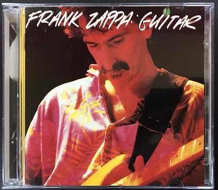 CD Frank Zappa - Guitar - Duplo - Importado