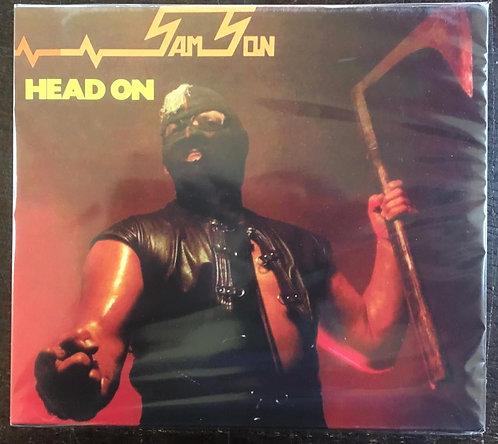 CD Samson - Head On - +Bônus - Slipcase - Lacrado