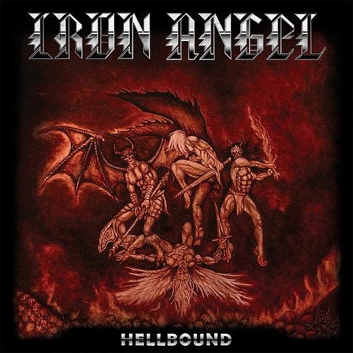 CD Iron Angel - Hellbound - Lacrado