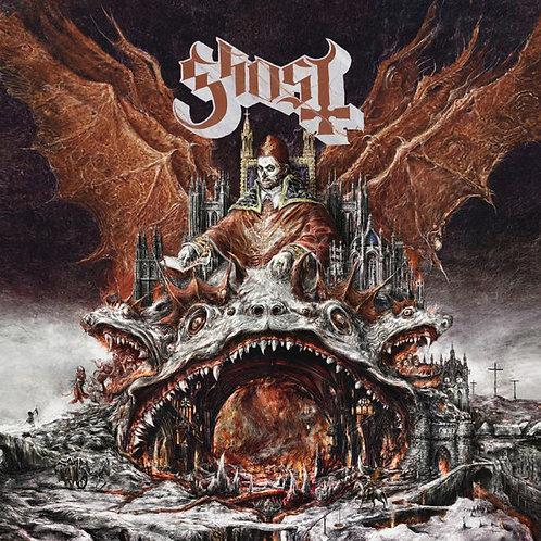 CD Ghost - Prequelle - Digipack - Lacrado