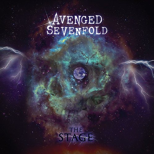 CD Avenged Sevenfold - The Stage - Lacrado