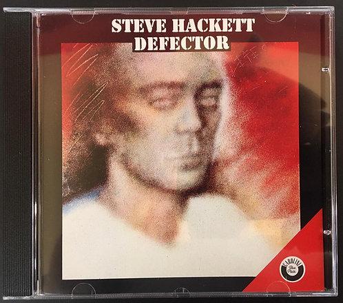 CD Steve Hackett - Defector - Importado