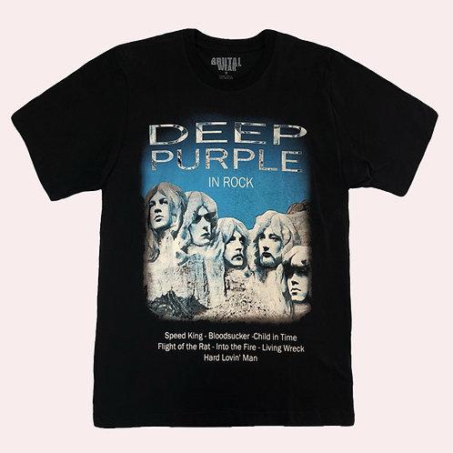 Camiseta Deep Purple - In Rock - Brutal