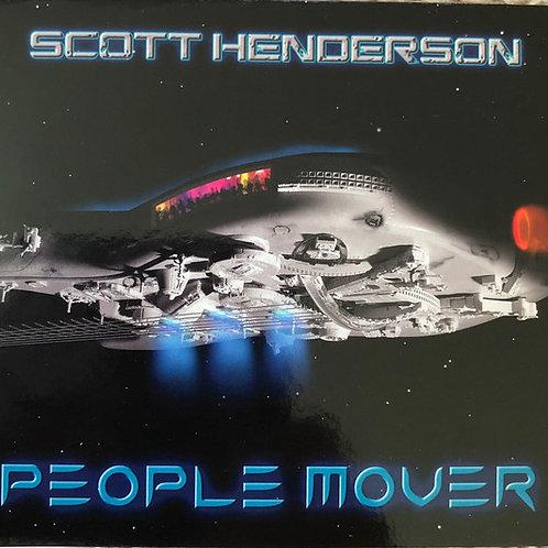CD Scott Henderson - People Mover - Importado - Digifile - Lacrado