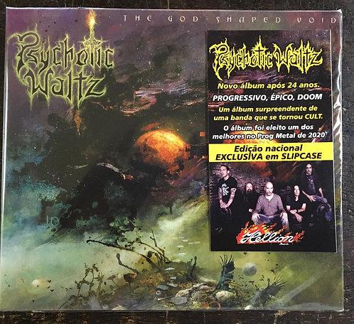 CD Psychotic Waltz - The God-Shaped Void - Slipcase - Lacrado