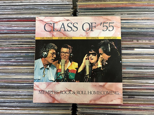 LP Class Of '55 - Carl Perkins, Jerry Lee Lewis, Roy Orbison, Johnny Cash